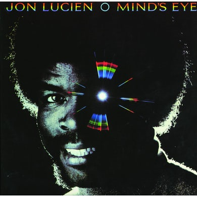 Jon Lucien MIND'S EYE Vinyl Record