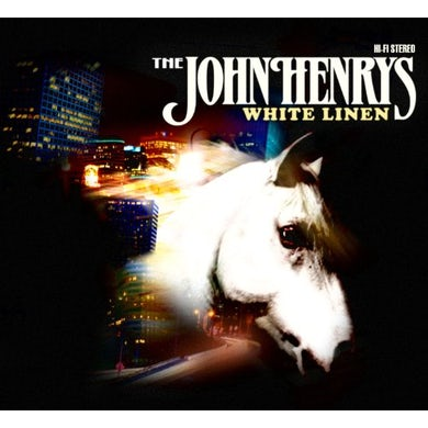 John Henry WHITE LINEN Vinyl Record