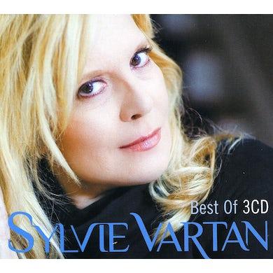Sylvie Vartan BEST OF CD