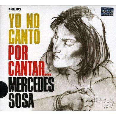 Mercedes Sosa YO NO CANTO POR CANTAR CD