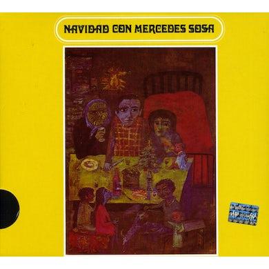 NAVIDAD CON MERCEDES SOSA CD