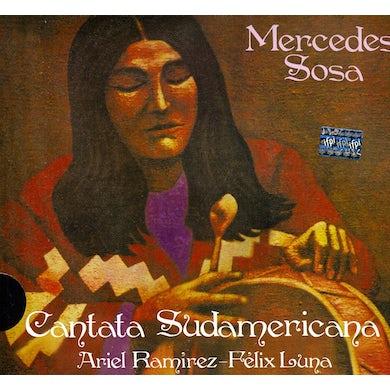 Mercedes Sosa CANTATA SUDAMERICANA CD