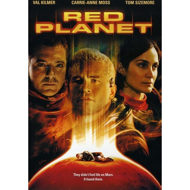 RED PLANET (2000) DVD