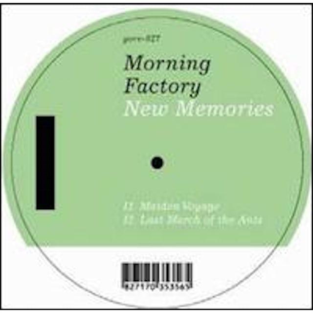Morning Factory NEW MEMORIES Vinyl Record