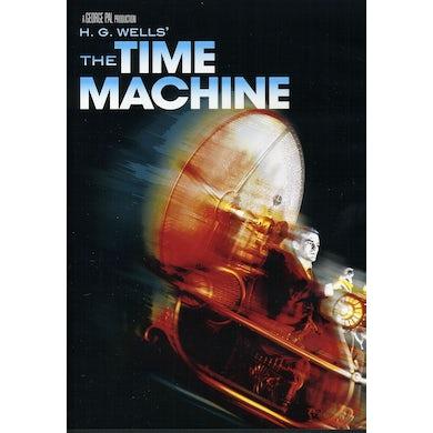 TIME MACHINE (1960) DVD