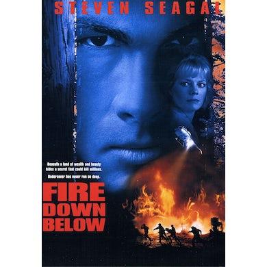 FIRE DOWN BELOW (1997) DVD