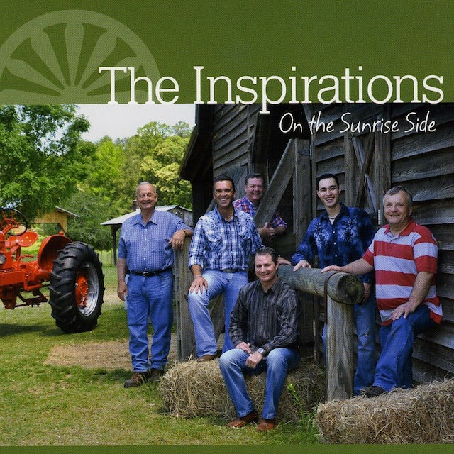 Inspirations ON THE SUNRISE SIDE CD