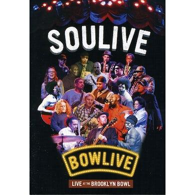 Soulive BOWLIVE DVD