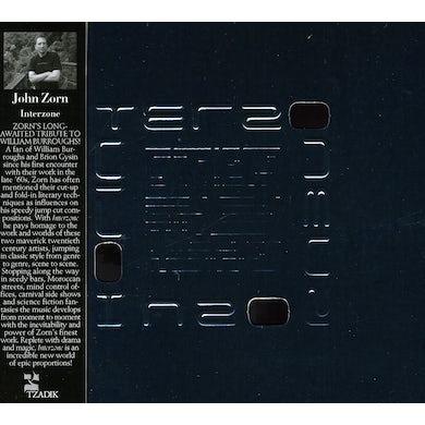John Zorn INTERZONE CD