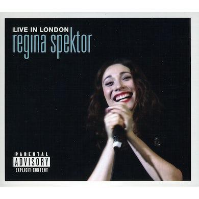Regina Spektor LIVE IN LONDON CD
