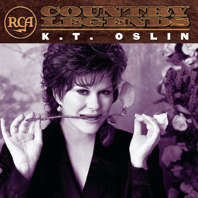 K.T. Oslin RCA COUNTRY LEGENDS CD