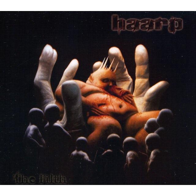 Haarp FILTH CD