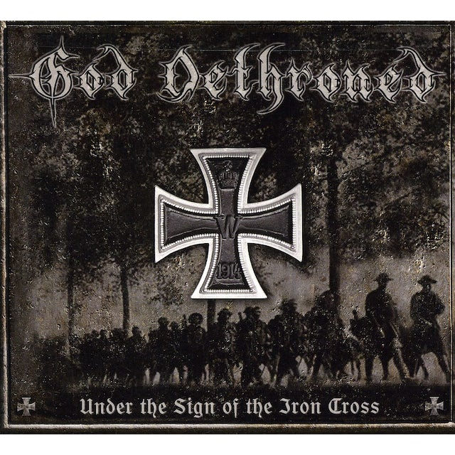 God Dethroned UNDER THE SIGN OF THE IRON CROSS CD