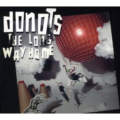 Donots LONG WAY HOME CD