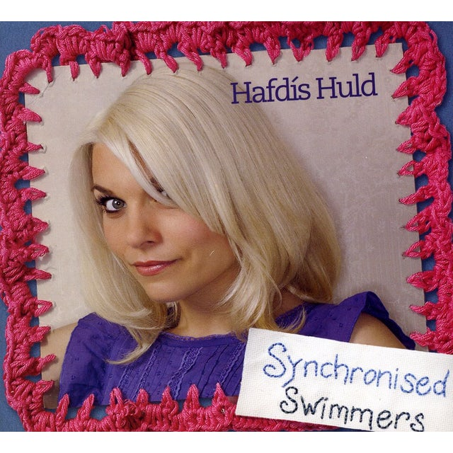 Hafdis Huld SYNCHRONISED SWIMMERS CD