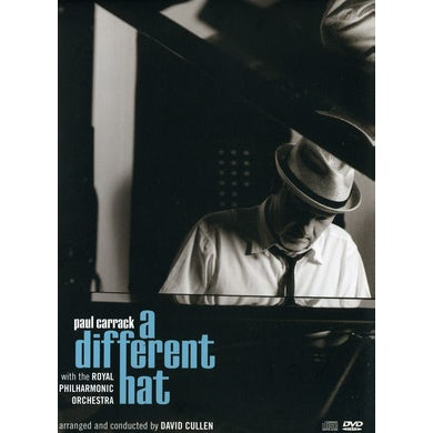 Paul Carrack DIFFERENT HAT CD