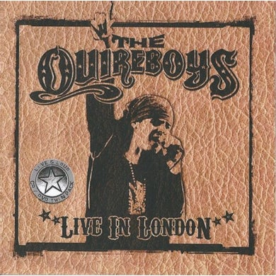 Quireboys LIVE IN LONDON (Vinyl)