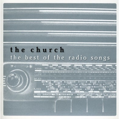 The Church BEST OF THE RADIO SONGS CD