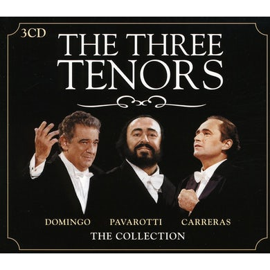Three Tenors COLLECTION CD
