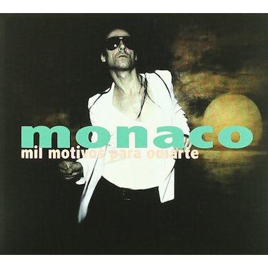 Monaco MIL MOTIVOS PARA ODIARTE CD