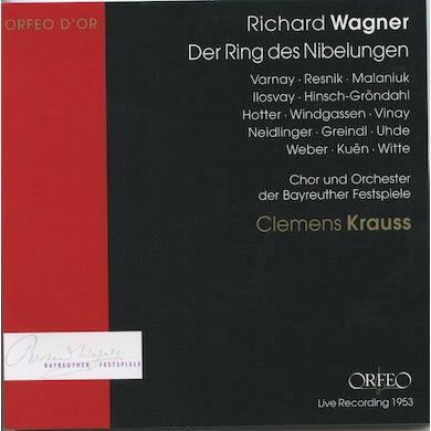 Richard Wagner DER RING DES NIBELUNGEN CD