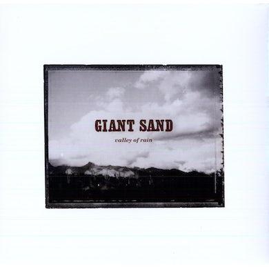 Giant Sand VALLEY OF RAIN Vinyl Record