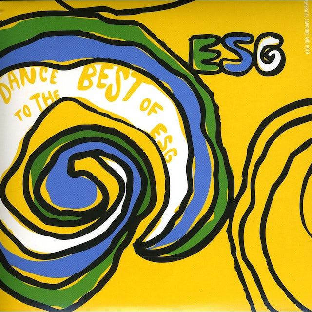 DANCE TO THE BEST OF ESG CD
