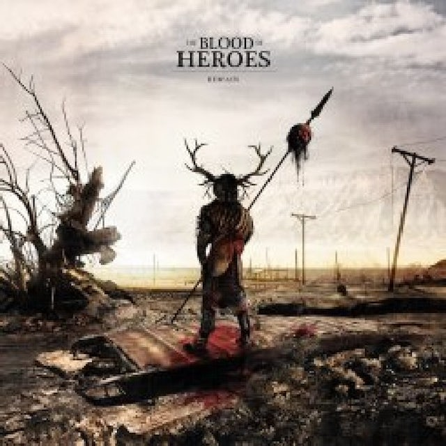 Blood Of Heroes REMAIN CD