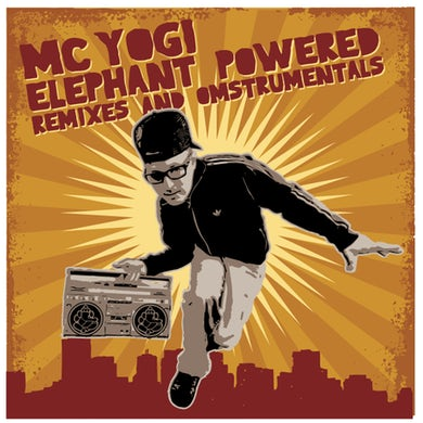 Mc Yogi ELEPHANT POWERED REMIXES & OMSTRUMENTALS CD