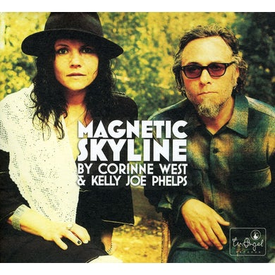 Kelly Joe Phelps MAGNETIC SKYLINE CD