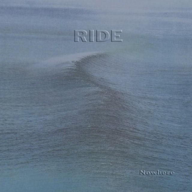 Ride NOWHERE Vinyl Record - 180 Gram Pressing