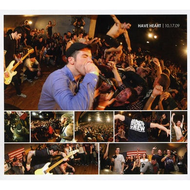 Have Heart 10.17.09 CD