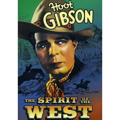 SPIRIT OF THE WEST DVD