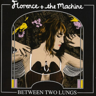 Florence and The Machine BETWEEN TWO LUNGS CD