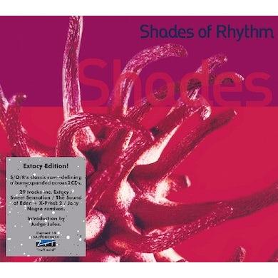 Shades Of Rhythm EXTACY EDITION CD