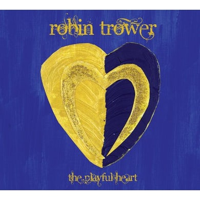 Robin Trower PLAYFUL HEART CD