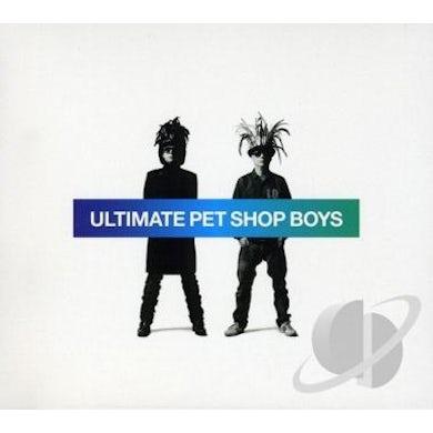 ULTIMATE PET SHOP BOYS CD