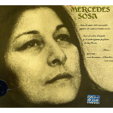 MERCEDES SOSA 76 CD