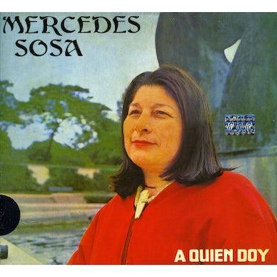 Mercedes Sosa QUIEN DOY CD