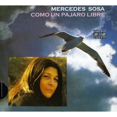 Mercedes Sosa COMO UN PAJARO LIBRE CD