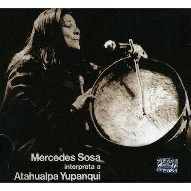 Mercedes Sosa INTERPRETA A ATAHUALPA YUPANQUI CD