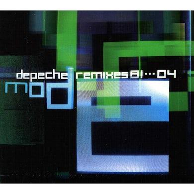 Depeche Mode REMIXES 81-04 CD
