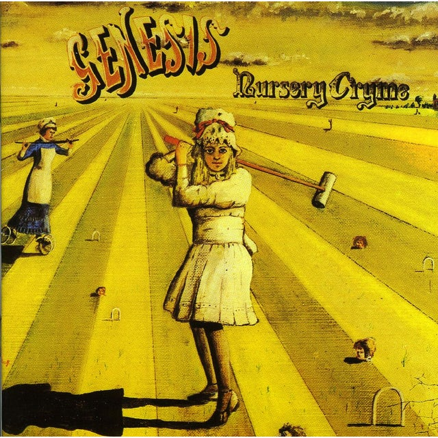 Genesis NURSERY CRYME CD