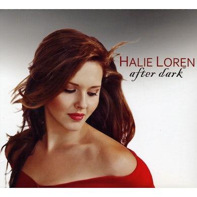 Halie Loren AFTER DARK CD