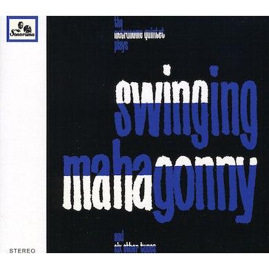 Metronome Quinteet PLAYS SWINGING MAHAGONNY CD