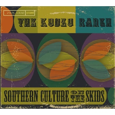 Southern Culture On The Skids KUDZU RANCH Vinyl Record