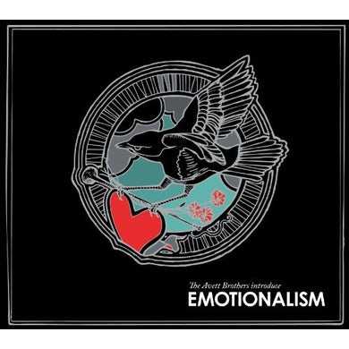 The Avett Brothers EMOTIONALISM Vinyl Record