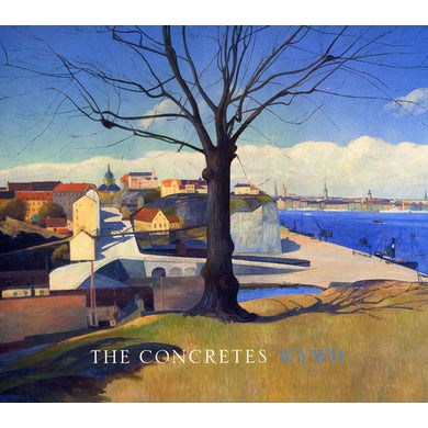 Concretes WYWH CD