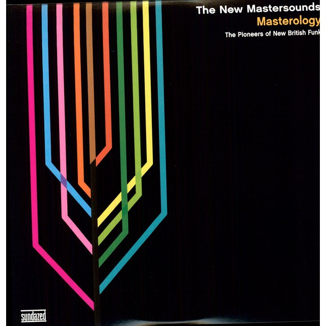 The New Mastersounds MASTEROLOGY Vinyl Record