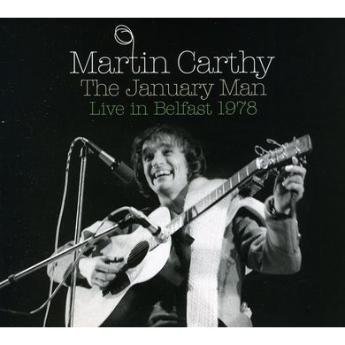 Martin Carthy JANUARY MAN CD